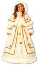 Snow Princess Child Costume
