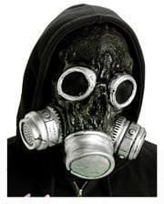 Zombie Gas Mask Black