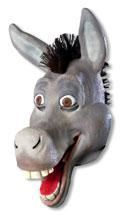 Shrek donkey mask