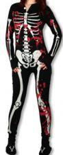 Skeleton Pyjamas Bloody