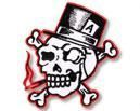 Totenkopf Patch Sir