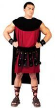Spartacus Costume Red