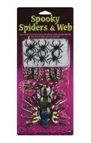 Horror spider range