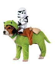 Dewback Hundekostüm