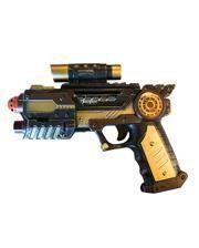 Futuristische Steampunk Pistole