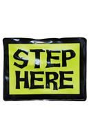 Step Here Mat for Animated Decorations