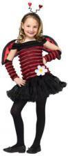 Süßes Marienkäfer Kostüm