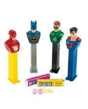 PEZ Superhelden Spender