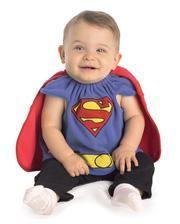 Superman Kostüm für Babys