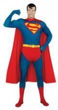 Superman Stretch Suit
