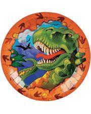 """Partyteller """"Gefährlicher T-Rex"""""""
