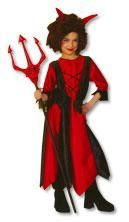 Child Costume Devil