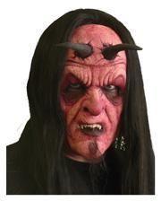 Unholy Evil Schaumlatex Maske