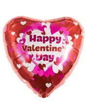 Valentinstag Folienballon
