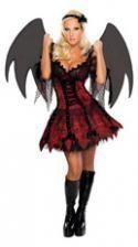Vampir Fee Kostüm