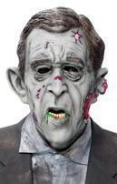 W. Bush Horror Maske
