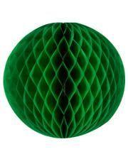 Wabenball grün 30 cm
