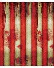 Wall film bloodbath in the circus
