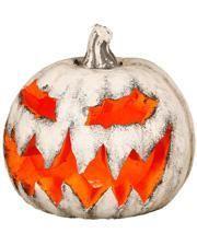 Leuchtende Jack'o'Lantern Halloween Deko