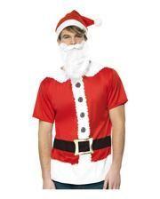 Santa Claus T-shirt Set