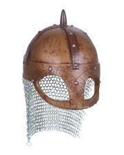 Viking helmet luxurious