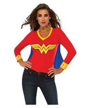 Wonder Woman Langarmshirt