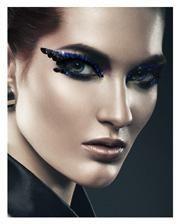 Xotic Eyes Instant Make Up blau