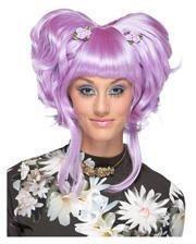Yuki Damenperücke lavendel