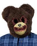 Böser Teddybär Maske