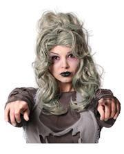 Zombie Damenperücke