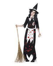 Zombie Witch Costume