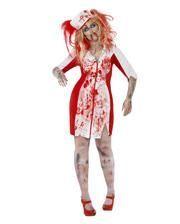 Zombie Nurse Costume Plus Size