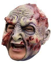Zombie Mask incl. Zombie bite