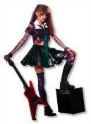 Zombie Punk Rocker Girl Costume