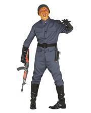 Zombie Soldier Herrenkostüm