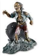 Tombstone Zombie Figure