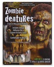 Zombie teeth Economy