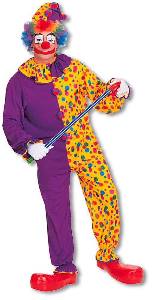 smily der clown kost m zirkus kost m karneval universe. Black Bedroom Furniture Sets. Home Design Ideas
