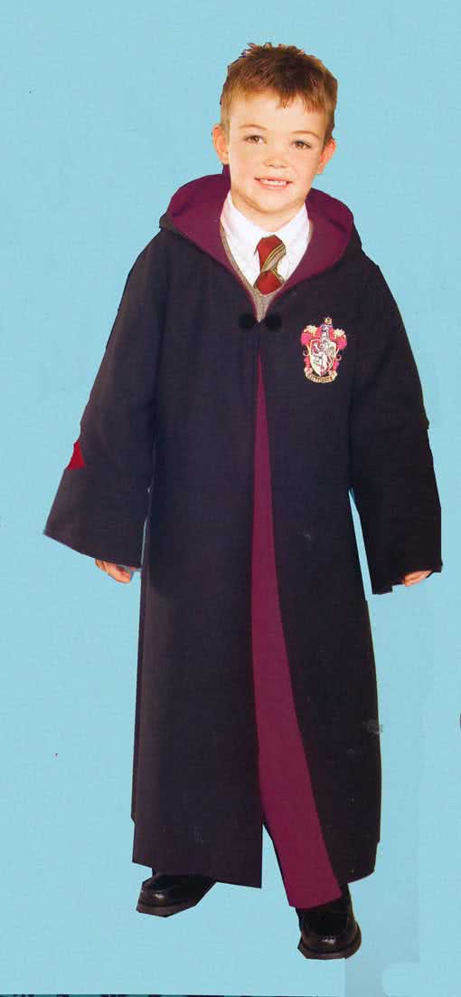 harry potter kost m gr l harry potter robe als. Black Bedroom Furniture Sets. Home Design Ideas