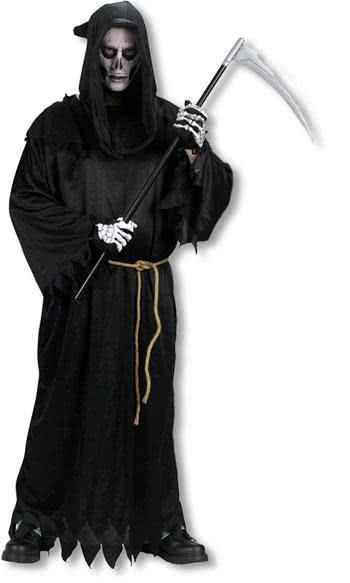 sensenmann kost m reaper verkleidung halloween kost m karneval universe. Black Bedroom Furniture Sets. Home Design Ideas