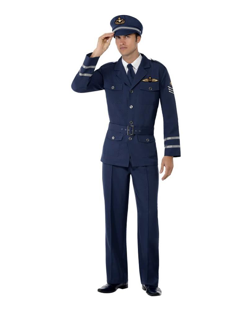 vierziger jahre soldaten kost m airforce uniform als. Black Bedroom Furniture Sets. Home Design Ideas