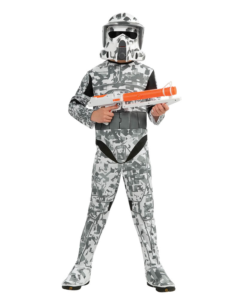 star wars arf trooper kinderkost m krieg der sterne kinderverkleidung karneval universe. Black Bedroom Furniture Sets. Home Design Ideas