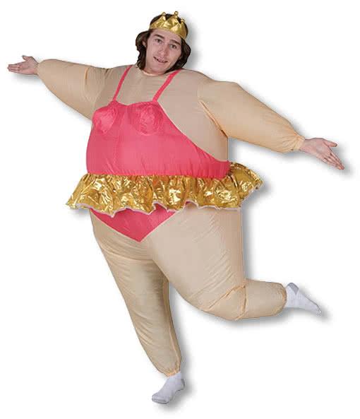 Baby als Popcorn Pappschachtel verkleidet Halloween und Faschingskostüme