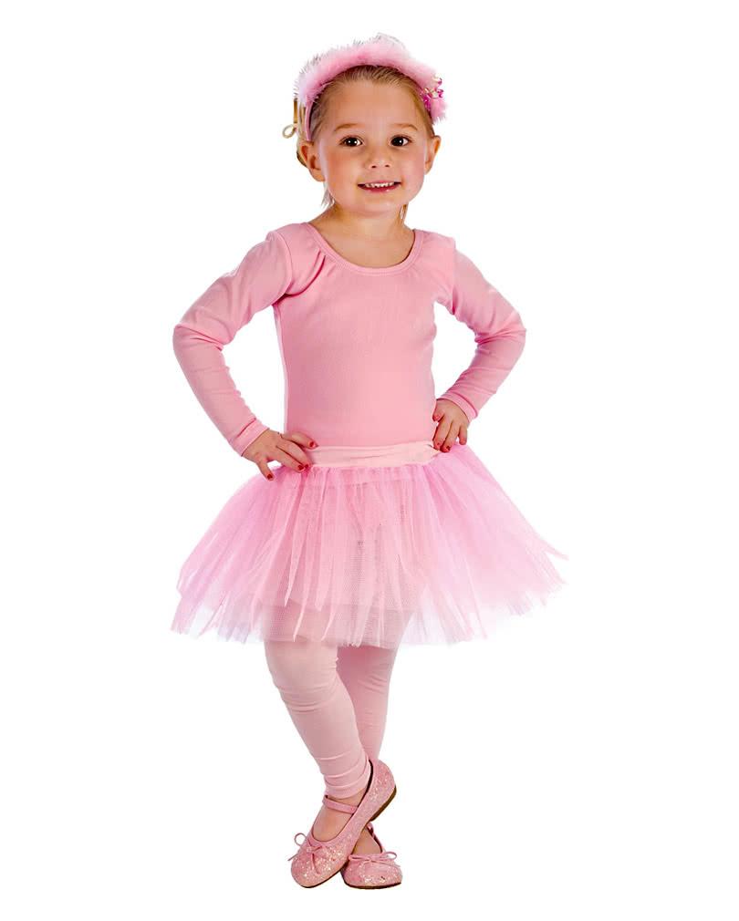 kinder ballerina petticoat rosa tutu f r kinder. Black Bedroom Furniture Sets. Home Design Ideas