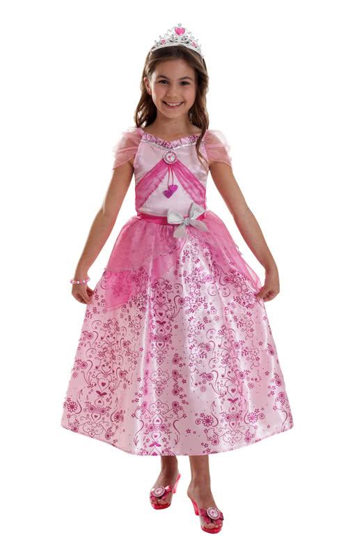 barbie superhelden kostüm