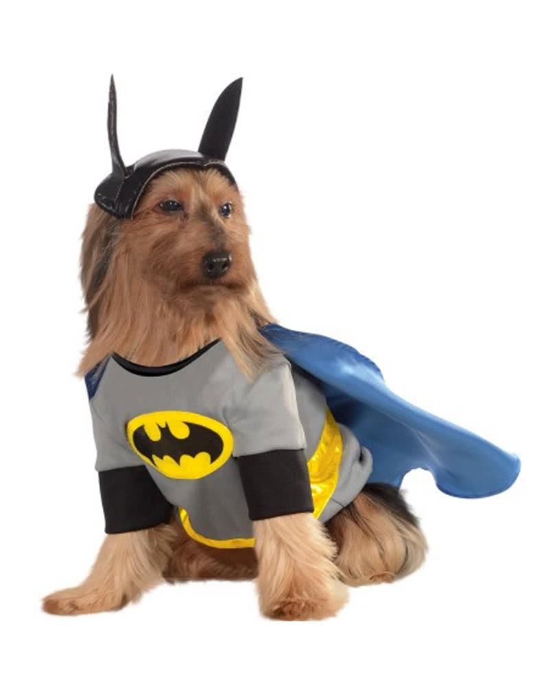 batman hunde verkleidung comic helden verkleidung f r hunde karneval universe. Black Bedroom Furniture Sets. Home Design Ideas