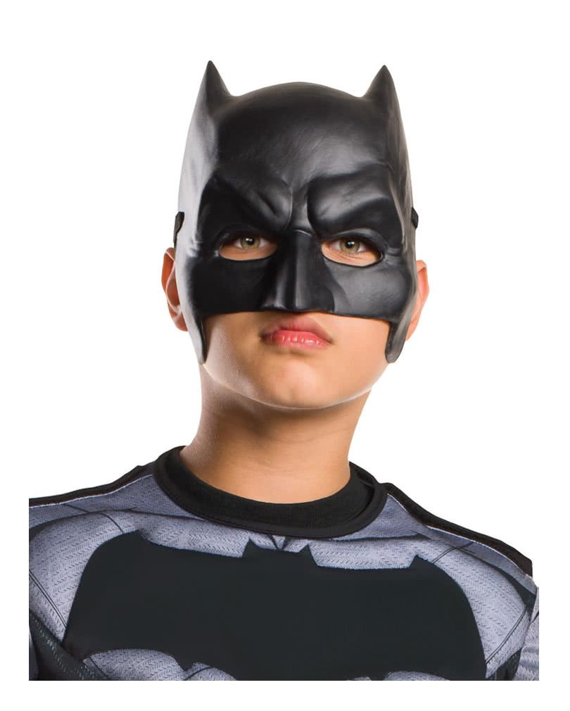 batman maske f r kinder schwarz comic held maske f r kinder karneval universe. Black Bedroom Furniture Sets. Home Design Ideas