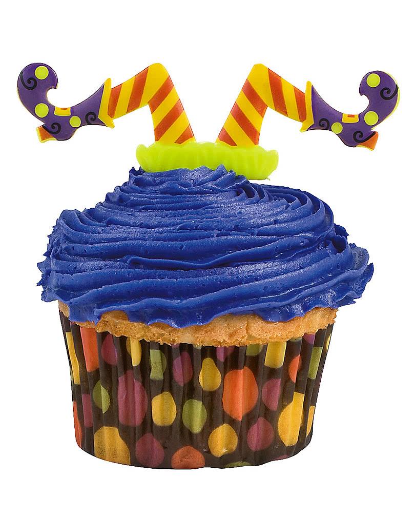 lustige cupcake picker halloween zubeh r karneval universe. Black Bedroom Furniture Sets. Home Design Ideas