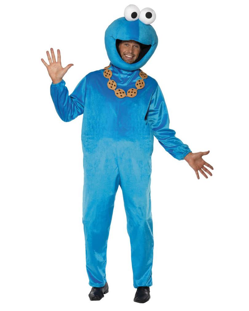 cookie monster costume