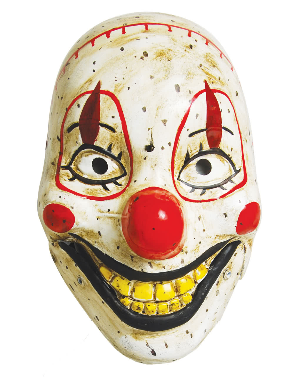 creepy clown puppen maske faschingsverkleidung. Black Bedroom Furniture Sets. Home Design Ideas